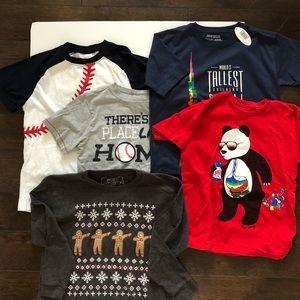 Other - Boys Tshirt Bundle Size 9/10